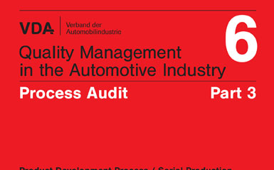 vda 6.3 process audit training