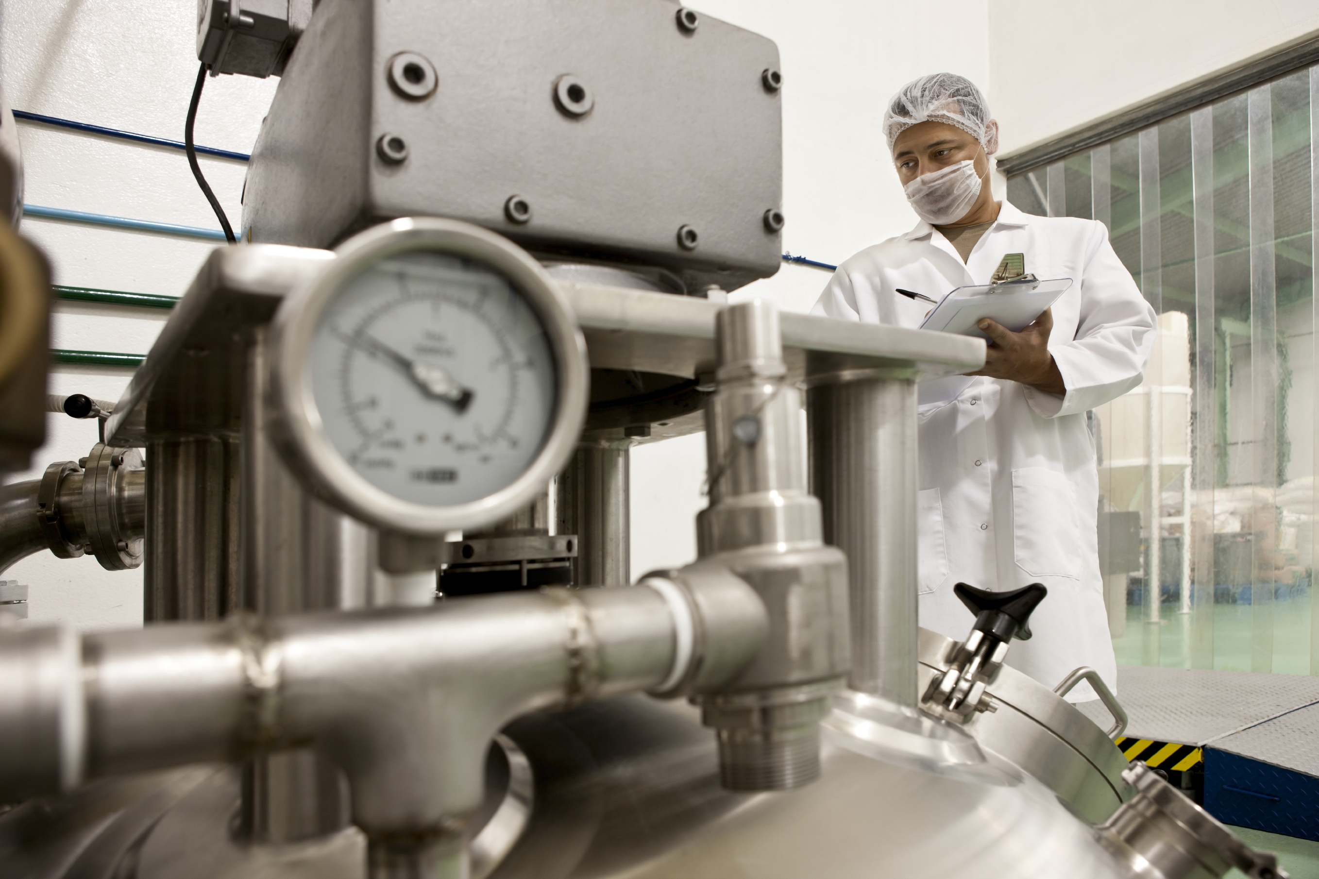 TPM application in Fresh Food Processing - Industry Forum
