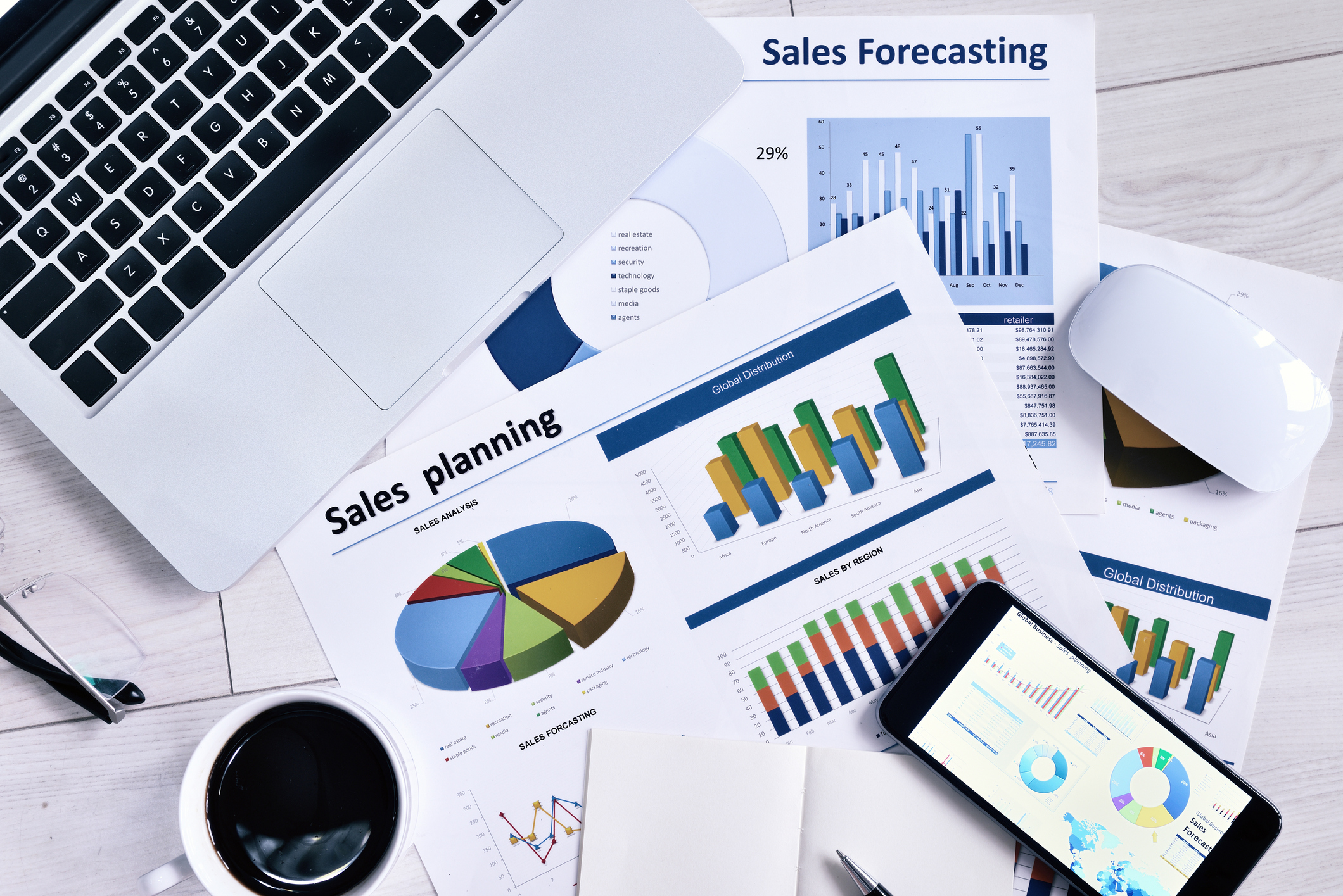 Sales Operations Planning