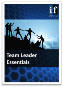 Manufacturing Leadership - Team Leader Essentials