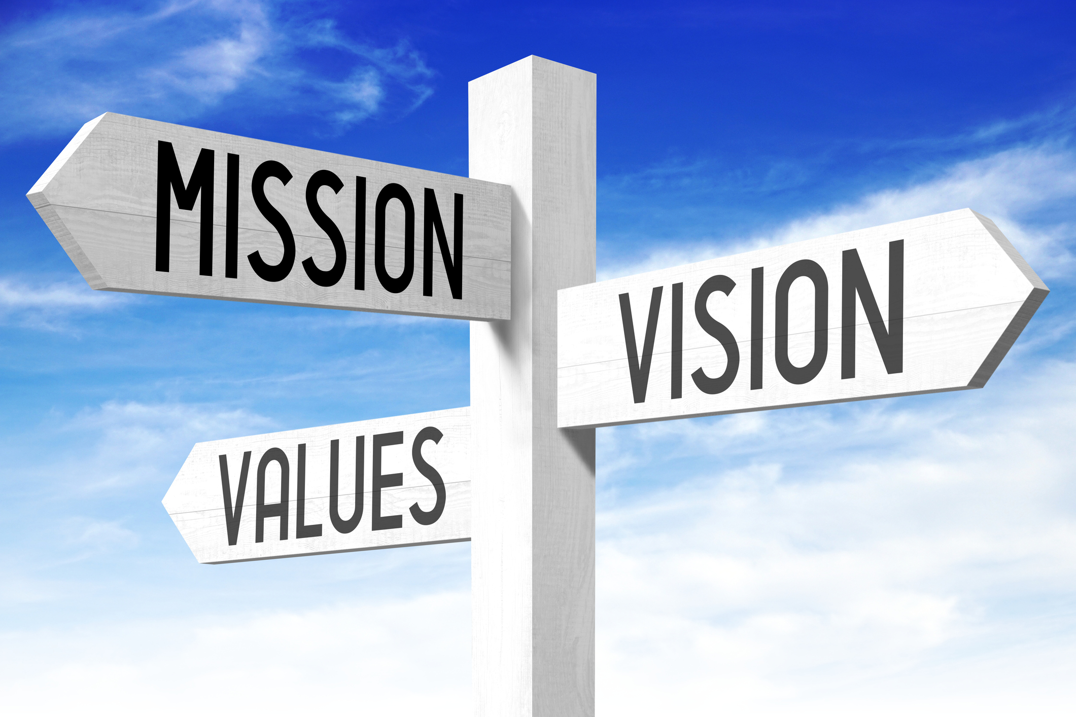 mission vision values signpost industry forum